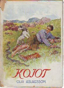 náhled knihy - Kojot