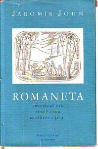náhled knihy - Romaneta