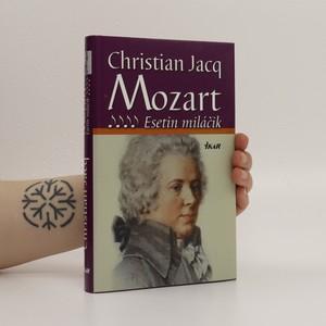 náhled knihy - Mozart 4. Esetin miláčik (slovensky)