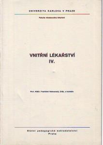 náhled knihy - Vnitřní lékařství IV.