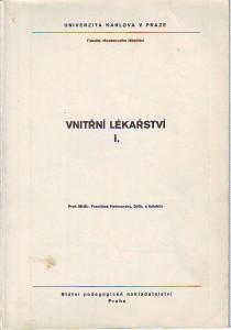 náhled knihy - Vnitřní lékařství I.
