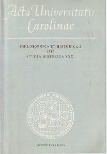 náhled knihy - Z politických a kulturních dějin