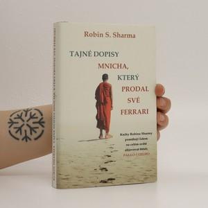 náhled knihy - Tajné dopisy mnicha, který prodal své ferrari