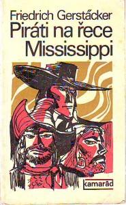 náhled knihy - Piráti na řece Mississippi