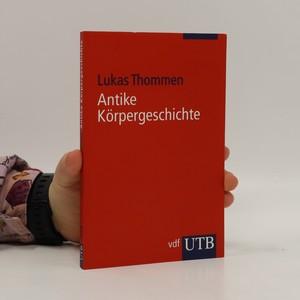náhled knihy - Antike Körpergeschichte