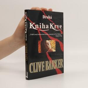 náhled knihy - Druhá Kniha Krve