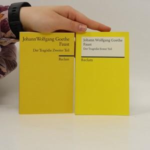 náhled knihy - Faust (1. a 2. díl, 2 svazky, německy)