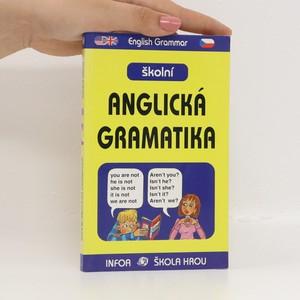 náhled knihy - Školní anglická gramatika
