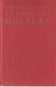 náhled knihy - Komediant Moliére