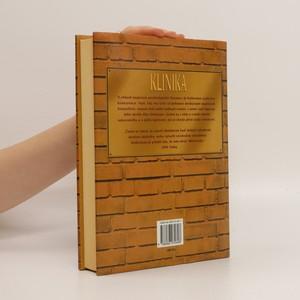 antikvární kniha Klinika, 1998