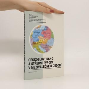 náhled knihy - Československo a střední Evropa v meziválečném období
