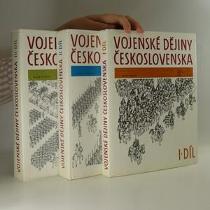 náhled knihy - Vojenské dějiny Československa. I. - III. díl. (3 svazky)