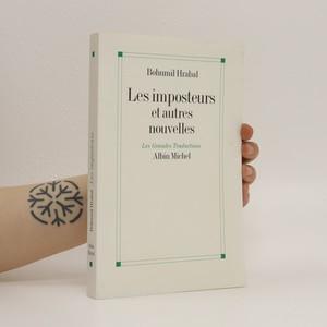 náhled knihy - Les Imposteurs et autres nouvelles