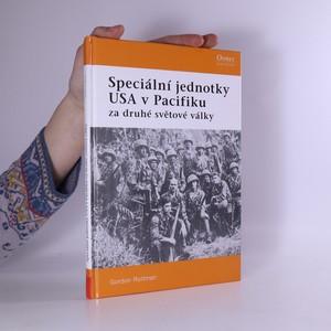náhled knihy - Speciální jednotky USA v Pacifiku za druhé světové války