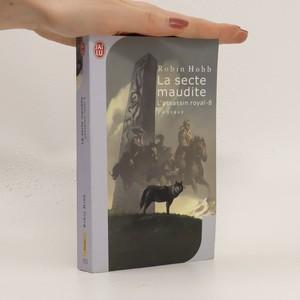 náhled knihy - La secte maudite (L'Assassin royal, 8. díl)