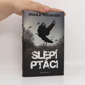 náhled knihy - Slepí ptáci