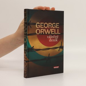 náhled knihy - Válečný deník