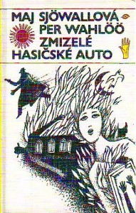 náhled knihy - Zmizelé hasičské auto