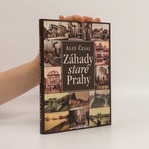 náhled knihy - Záhady staré Prahy