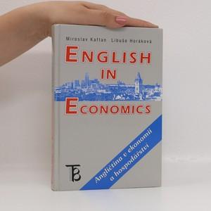 náhled knihy - English in economics : angličtina v ekonomii a hospodářství (s Teacher's book)