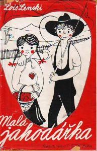 náhled knihy - Malá jahodářka