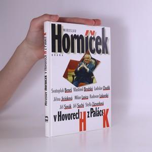 náhled knihy - Miroslav Horníček v Hovorech H z Paláce K