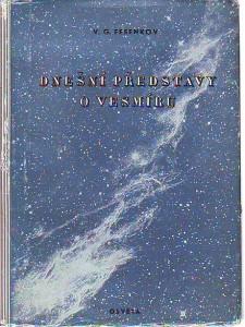 náhled knihy - Dnešní představy o vesmíru