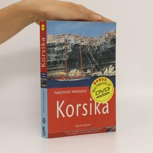 náhled knihy - Korsika. Turistický průvodce (včetně DVD)