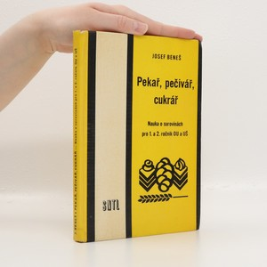 náhled knihy - Pekař, pečivář, cukrář