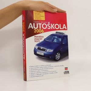 náhled knihy - Autoškola 2006. Pravidla, značky, testy
