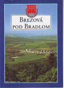 náhled knihy - Brezová pod Bradlom