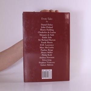 antikvární kniha Erotic Tales, 1993