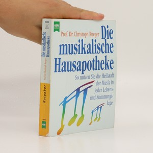 náhled knihy - Die musikalische Hausapotheke