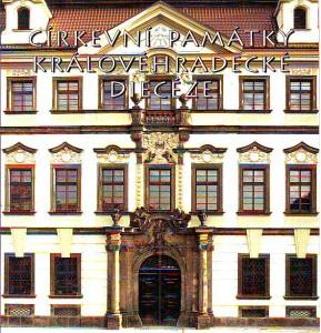 náhled knihy - Církevní památky Královéhradecké diecéze
