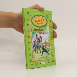náhled knihy - Zuzka a poníci. Zatoulané hříbátko