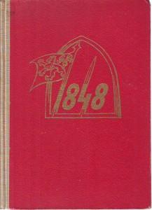 náhled knihy - Čas trhnul oponou. Revoluční rok 1848 v české poesii a próze.