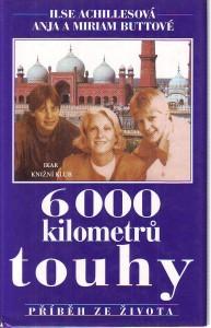 náhled knihy - 6000 kilometrů touhy
