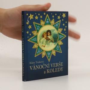 náhled knihy - Vánoční verše a koledy