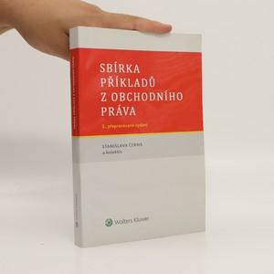 náhled knihy - Sbírka příkladů z obchodního práva