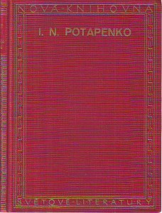 náhled knihy - Život Nila Nazareviče Akulova