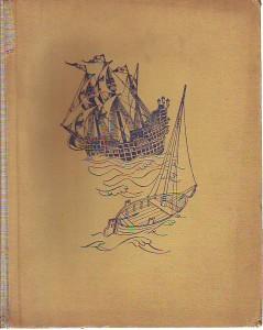 náhled knihy - Konec lodi Santa Maria