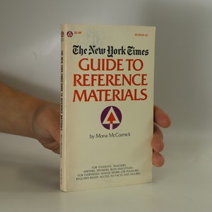 náhled knihy - The New York Times Guide to Reference Materials