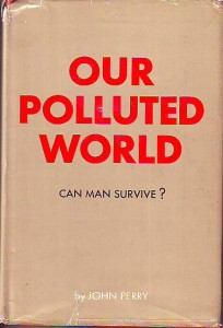 náhled knihy - Our Polluted World. Can Man Survive?