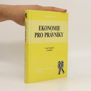 náhled knihy - Ekonomie pro právníky