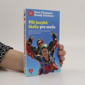 náhled knihy - Pět jazyků lásky pro muže