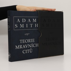 náhled knihy - Teorie mravních citů