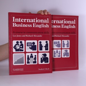 náhled knihy - International Business English : Communication skills in english for business purposes : Student's book + Workbook (2 svazky)
