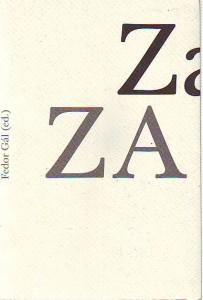 náhled knihy - Za za
