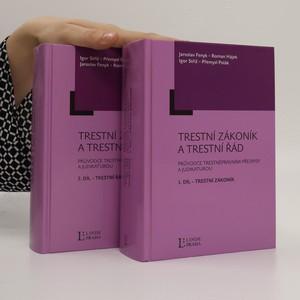 náhled knihy - Trestní zákoník a trestní řád : průvodce trestněprávními předpisy a judikaturou 1.-2. díl (2 svazky, komplet)