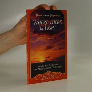 náhled knihy - Where There is Light
